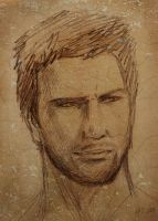 Nathan Drake by Kairi-Moon