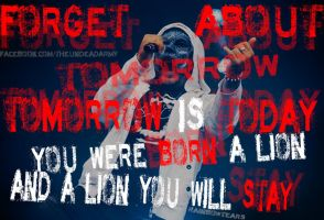 Hollywood Undead- Forget About Tomorrow by SaraPukesTheRainbow