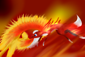 flame burst by cynderplayer