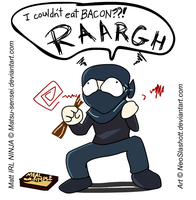 Matt - IRL Ninja food source by NeoSlashott