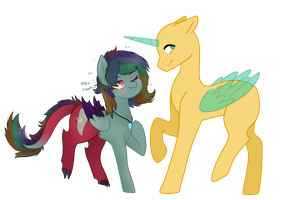 (Open Collab) Whirlie, you're drunk by SprinkleDashYT