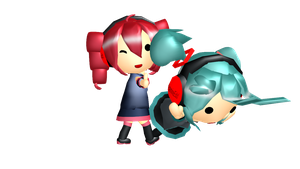 .: Chibis :. by PUFFYlover5