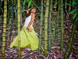 Gypsy of the Bamboo Forest by Wuss-Lee