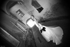 bride , groom by Sssssergiu
