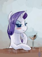 Martinis Are In Order by WhiteDiamondsLtd