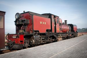 WHR Train NG-G16 NO.138 by chrisellis211