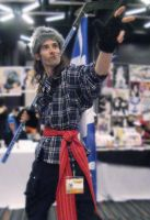 Otakuthon 2010 Captain Quebec by WhimsicalArtisan