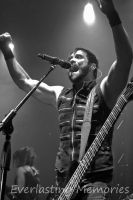 Skillet Live 4 by VICINITYOFOBSC3NITY