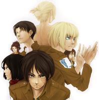snk by Ookiitaruto