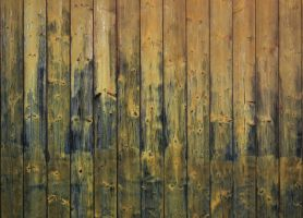Old Wooden Siding by Limited-Vision-Stock