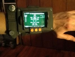 Pipboy Replica by Ace156212