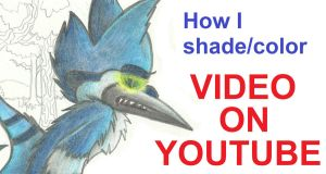 How I shade and color video by brittinroberts