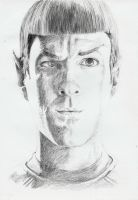 Spock by purecoincidence
