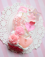 Princess Pink Decoden by ThePocketKawaii
