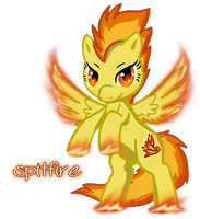 Spitfire. by CaptainCreate