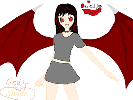Cute Devil Picture by maddieisthebestuknow