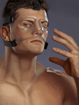 Dashing Cody Rhodes by characterundefined
