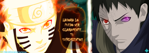 Naruto Vs Obito by NARUTO999-BY-ROKER
