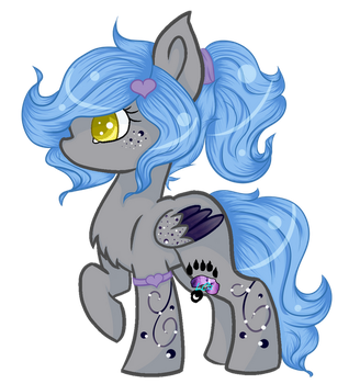 ~: Aoi [REDESIGN] :~ by LillithCrescent