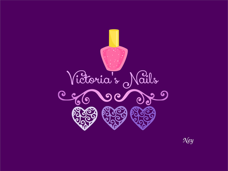 Victoria's Nails by Nehimy
