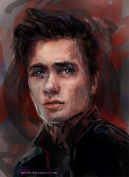 Alec Lightwood by smitth