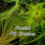 Fractal Brushes by petermarge