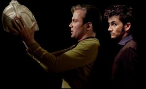 Kirk doing his hamlet routine by Themulator11