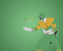 Green Ranger by Gourmandhast