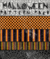 Halloween Patterns Pack by kaleidoscopeEYE