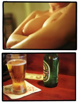 Breasts and  Beer by motiongraphicdesign