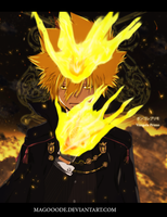 Vongola Primo by Magooode