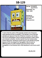 1001 Animations: SB-129 by spongebobdrwhofan