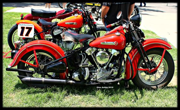 Vintage Knucklehead by StallionDesigns