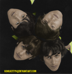 The Beatles 1966 by koolkitty9