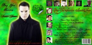 Ianto's Single: Both Covers by snow-white-king
