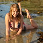 Talya - Aussie bikini crawl 1 by wildplaces