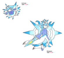 Icrincess And Snoqueen (Upgraded) by WesleyFKMN