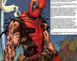 Deadpool's Message to Ladies by MiserysLastWhim