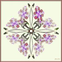Apophysis Bouquet Tile by patrx