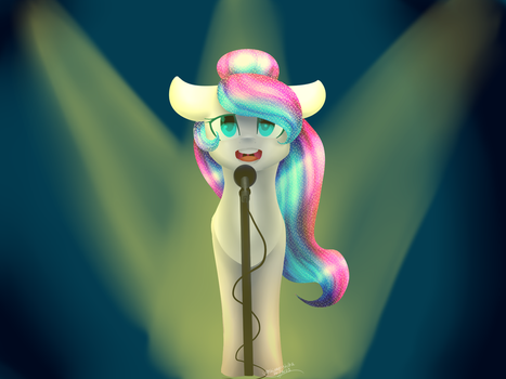 New Cover by Shimmer-Strike