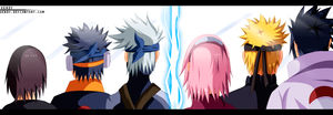 Naruto 686 - Mistakes of The Past by Uendy
