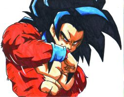 ssj 4 goku..is that all u got by trunks24