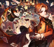 The Closer You Look by kawacy