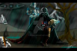The Force will be with you... by DeAeRO