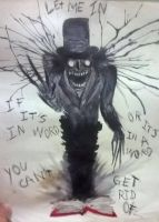 Babadook by RedStarCarrier