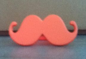 Mustache Ring by Riiload