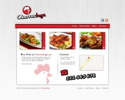 Layout Churrastuga by felipelessa