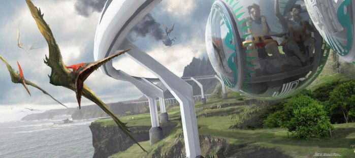 JW Air gyrosphere concept by Mikealosaurus