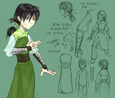 redesigning Toph by kahel