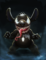 Venom Stitch by 13nin